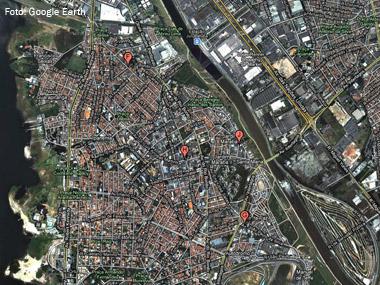 Indústrias da zona sul de São Paulo estão isoladas pelas restrições