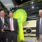 """Atego da Mercedes-Benz é eleito """"Caminhão do Ano 2011″"""