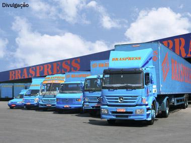 Braspress totaliza 100 filiais em todo o Brasil