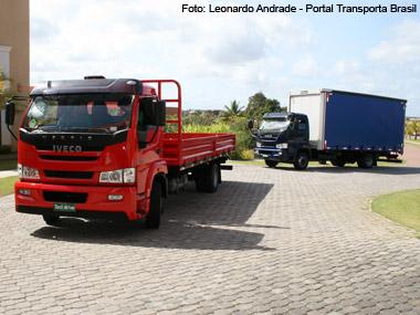Iveco consolida participação em todos os segmentos de caminhões
