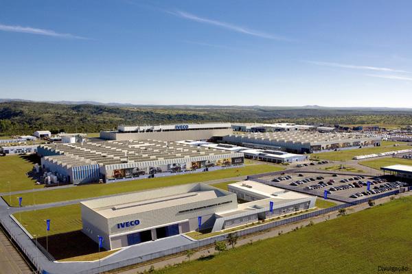 Fábrica da Iveco em Sete Lagoas (MG) celebra 20 anos de história