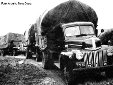 Via Dutra completa 60 anos