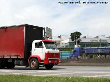 Frete cobrado por transportadoras deve aumentar 14,15%