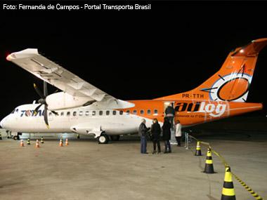 Jadlog coloca ATR 42-500 em operação
