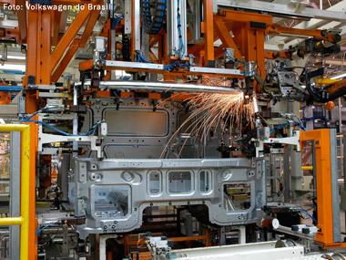 Volkswagen quer unir MAN e Scania e ser líder em caminhões