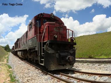 ANTF divulga balanço do transporte ferroviário em 2012
