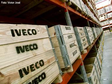 CD de peças da Iveco completa um ano