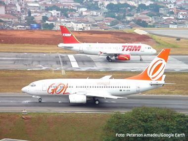 Aéreas planejam mais 170 aviões até 2015