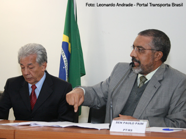 Setor debate o Estatuto do Motorista em São Paulo