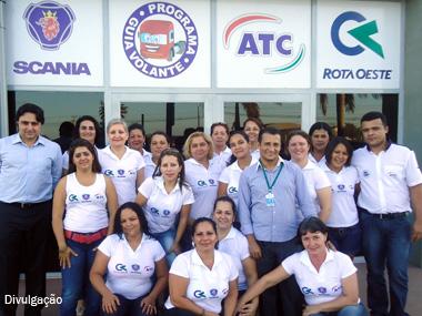 Mato Grosso recruta mulheres para o volante