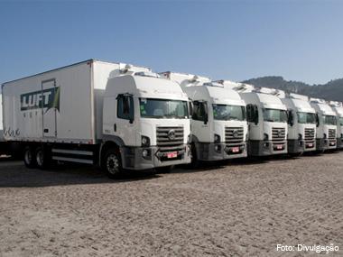 Luft Agro adquire 145 caminhões MAN