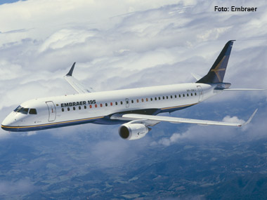 Embraer acumula backlog de US$ 22,9 bi no 2º trimestre