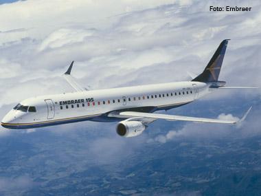 Embraer acumula backlog de US$ 22,9 bi no 2º trimestre