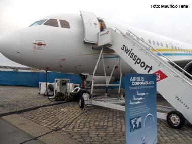 Brasil atrai mais investimentos para a aviação executiva