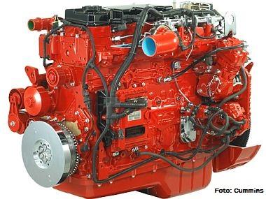 Cummins apresenta motores a diesel mais potentes sem aumento de tamanho