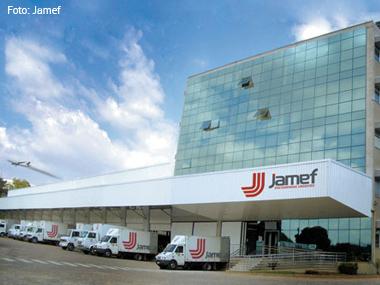 Jamef testa VUC movido a gás natural em SP