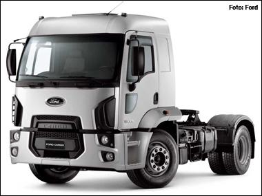 Ford reduz juros e estende garantia para estimular vendas da linha Cargo