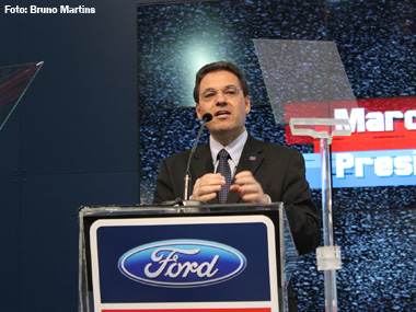 Ford Caminhões estuda entrar no segmento de extrapesados