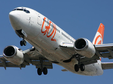 Demanda por viagens aéreas reduz ritmo de crescimento em setembro