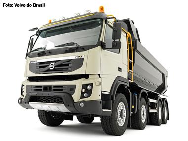 Volvo divulga detalhes da nova geração de caminhões F Proconve P7/Euro 5