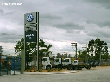 Dibracam inaugura nova revenda de caminhões e ônibus Volkswagen/MAN em Santo André (SP)