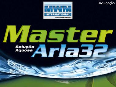 MWM International lança marca de Arla 32