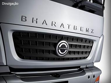 BharatBenz lança primeiro modelo Daimler para o mercado indiano