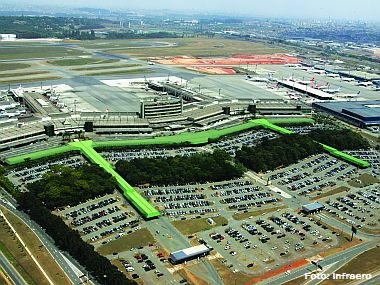 ANAC realiza leilão de aeroportos de SP e DF