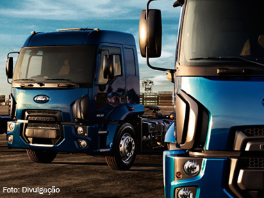 Ford lidera ranking de venda de caminhões no RS em 2011