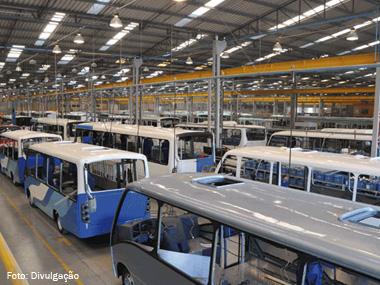 Neobus e Navistar se juntam para fabricar ônibus completos
