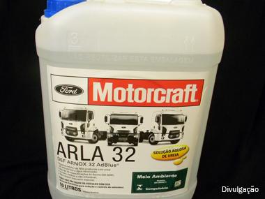 Ford terá Arla 32 produzido pela Cummins Filtration