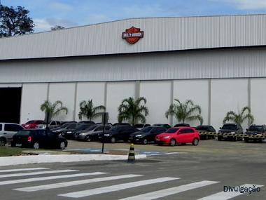 Harley-Davidson inicia operações na nova unidade em Manaus