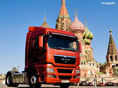 MAN ganha mercado e programa investimentos na Rússia