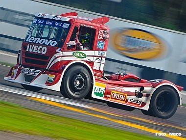 Iveco transforma o Stralis para a Fórmula Truck