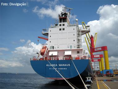Hamburg Süd transportou mais de 3 milhões de TEUs no ano passado