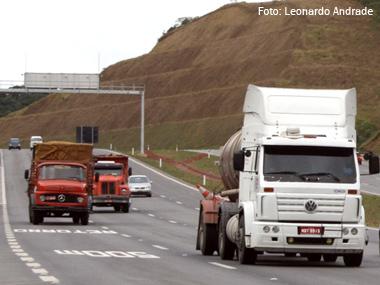 Estado de SP pode contar com lei de incentivo à renovação da frota de caminhões