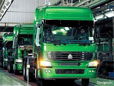 Sinotruk confirma fábrica no Brasil e vai investir R$ 300 milhões