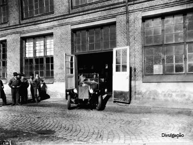 Volvo completa 85 anos de fabricação do seu primeiro veículo