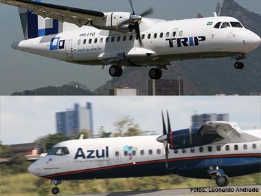 Azul e Trip anunciam fusão das operações