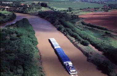 Hidrovia Tietê-Paraná reabre após quase dois anos fechada por causa da seca