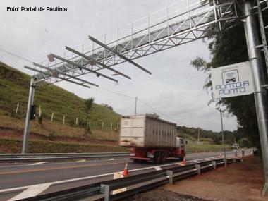 São Paulo inicia pedágio ponto a ponto em mais um trecho