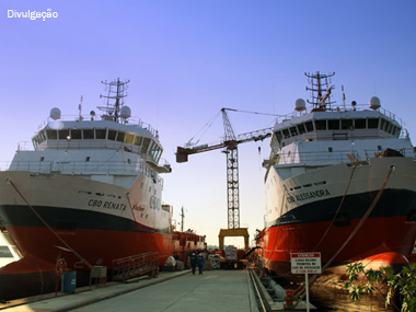 Transporte marítimo do Brasil é dominado por bandeiras estrangeiras