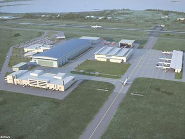 Airbus vai produzir a linha A320 nos Estados Unidos
