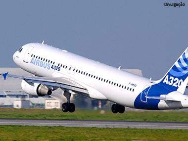 Airbus A-320 já transportou 7 bilhões de passageiros