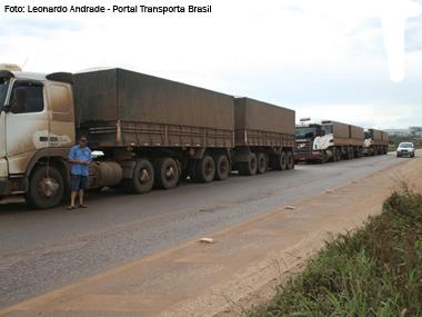 Projeto reduz Imposto de Renda do transportador autônomo de cargas