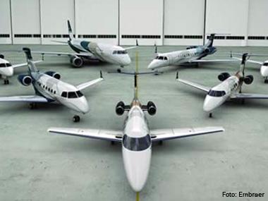 Embraer encerra 2013 com entrega de 90 jatos comerciais e 119 executivos