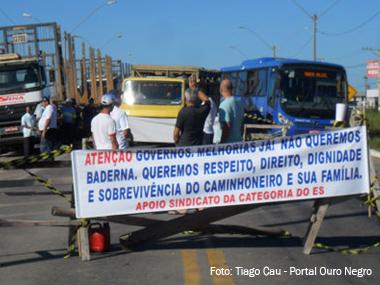 Movimento grevista não parou o Brasil