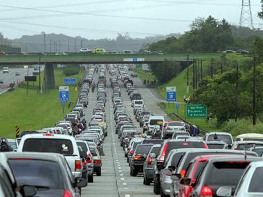Motorista vai pagar pedágio até em trecho urbano de rodovias em SP