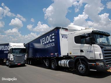 Veloce Logística premia seus melhores fornecedores