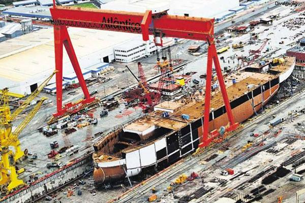 Resultado de imagem para o Fundo da Marinha Mercante (FMM) empregos